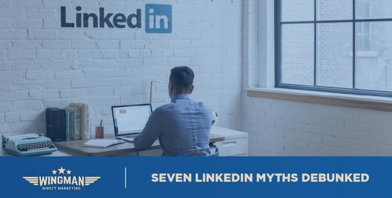 linkedin myths